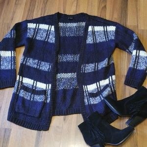 {Forever 21} Chunky Knit Cardigan